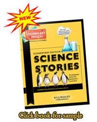 Vocabulary Magic -  Integrated Science Bundle